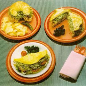 sprout sandwiches